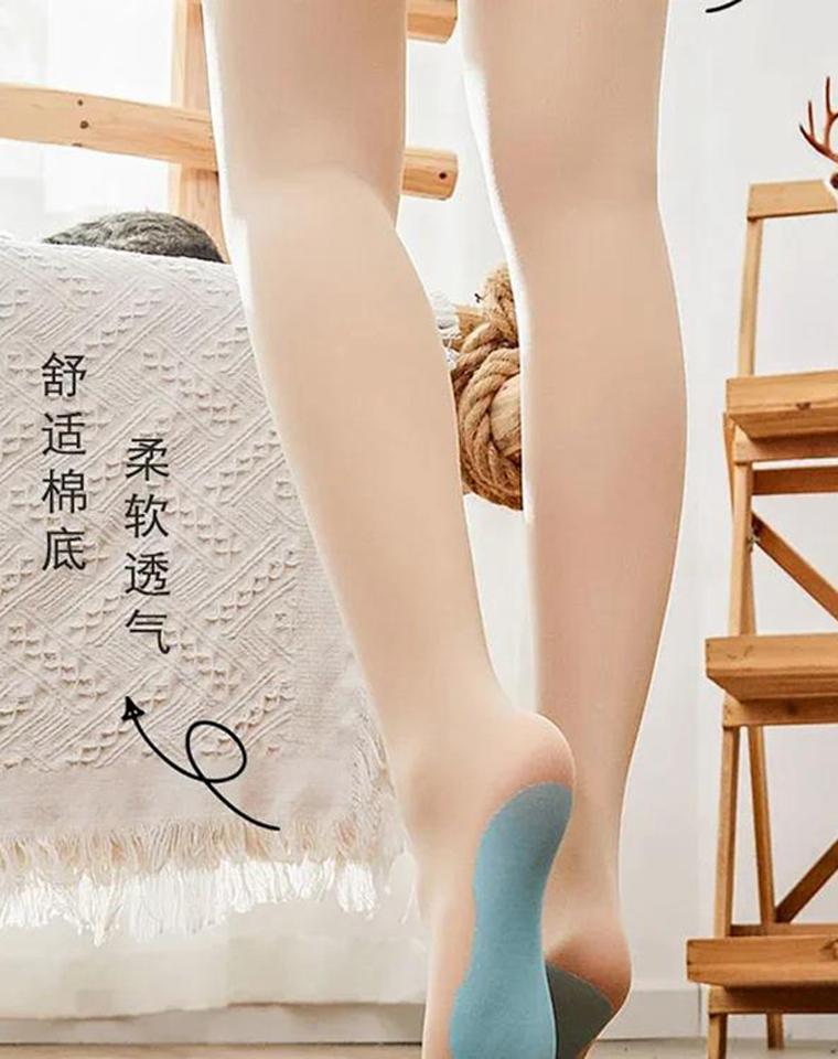 刚需开团囤一打!超值70D抗菌棉底 !仅19.9元  POLY BEAUTY正品天鹅绒哑光连裤袜打底袜丝袜 必须好品质