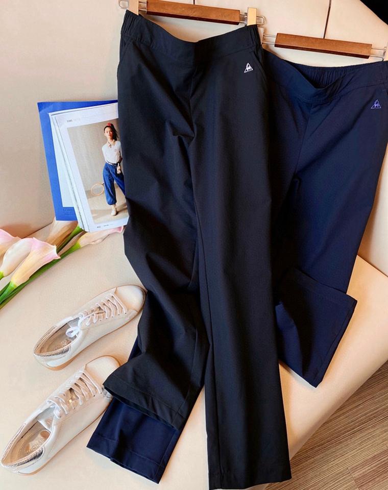 保证你会回购的一款  专为夏天设计  仅98元  法国lecoqsportif乐卡克 公鸡纯正原单原单 宁缺毋滥 超舒适 女士速干裤 户外裤 好到不容错过!