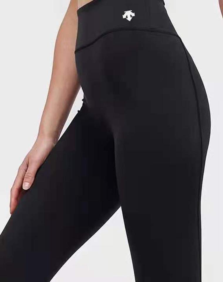 硬核好货  自带压力感 仅58元 68元 79元  DESCENTE迪桑特纯正原单  运动健身裤系列 三款 骑行裤 瑜伽裤