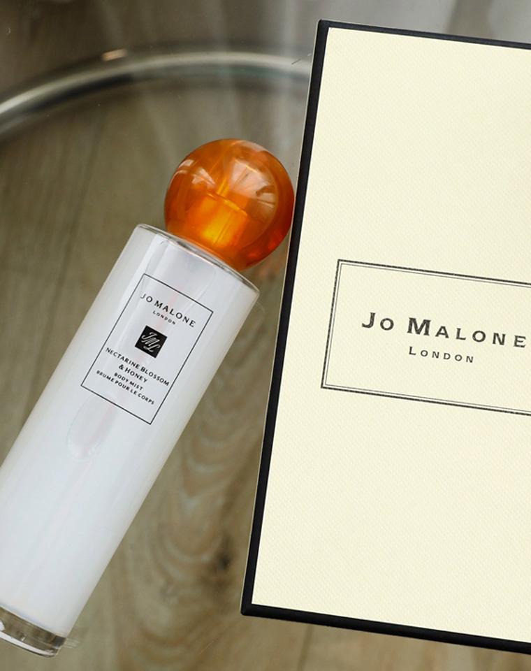 七夕有礼!迷人芬芳  仅128元  Jo malone祖玛珑礼盒装 限量杏桃花与蜂蜜润肤喷雾