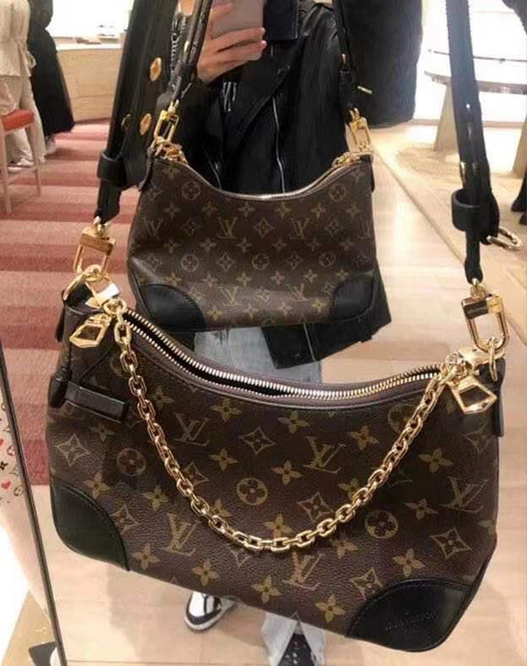 七夕最佳馈赠  特殊渠道  仅1188元   Louis Vuitton 路易威登LV  最新老花牛角包