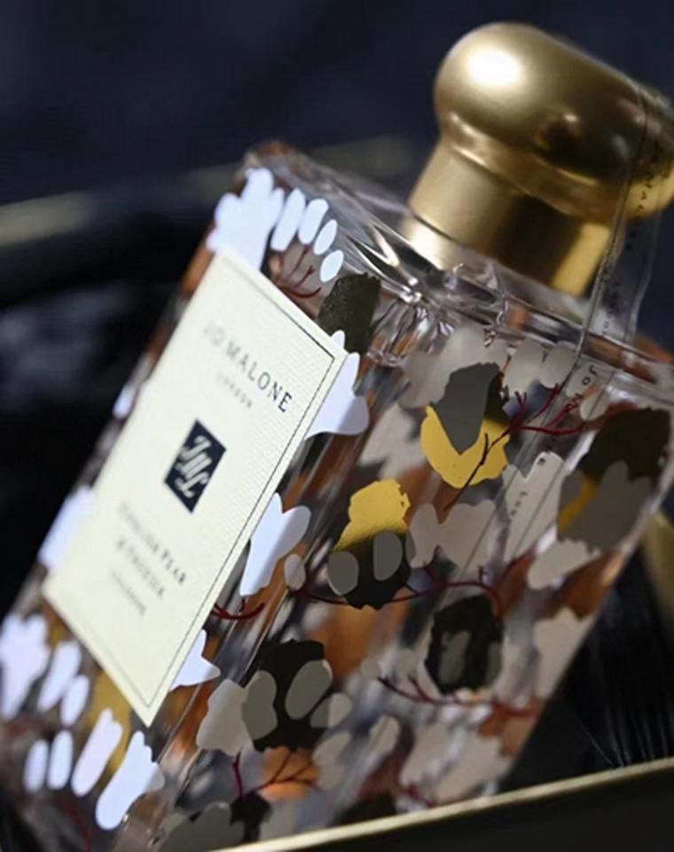 花样年华   高颜值限定金色印花瓶装  仅128元  Jo malone祖玛珑礼盒装  英国梨香氛100ml