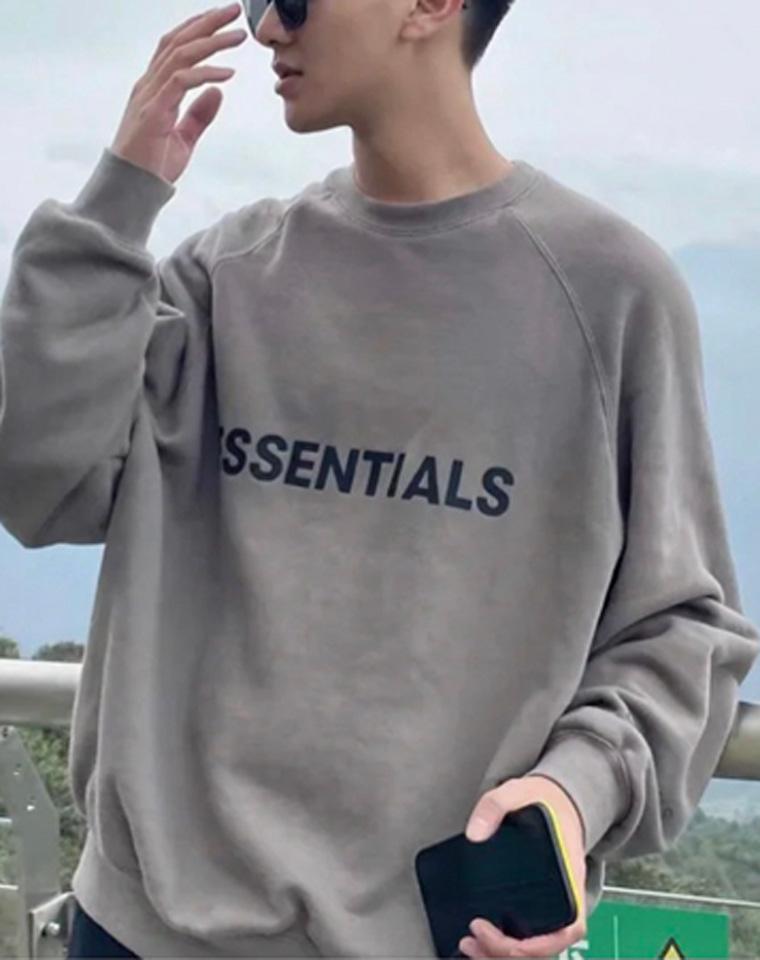 洋气最新 男女款 仅98元   FOG副线 2021秋季最新色 圆领套头卫衣