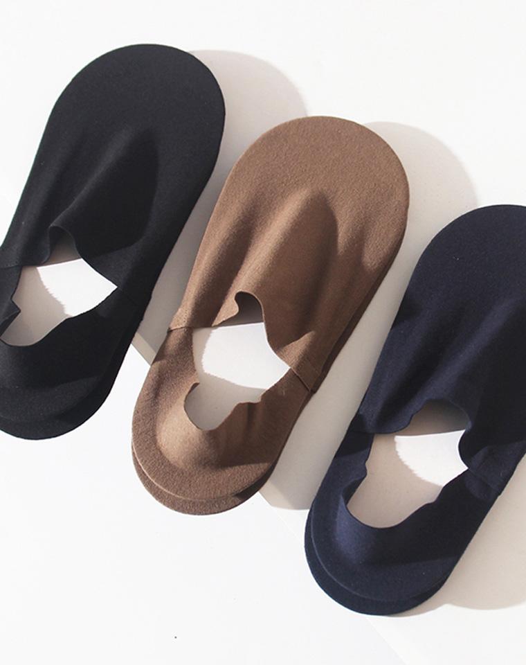 暖到每个毛孔 仅12.8元  日单女远赤外线发热加绒保暖  脚底带防滑条冬季船袜